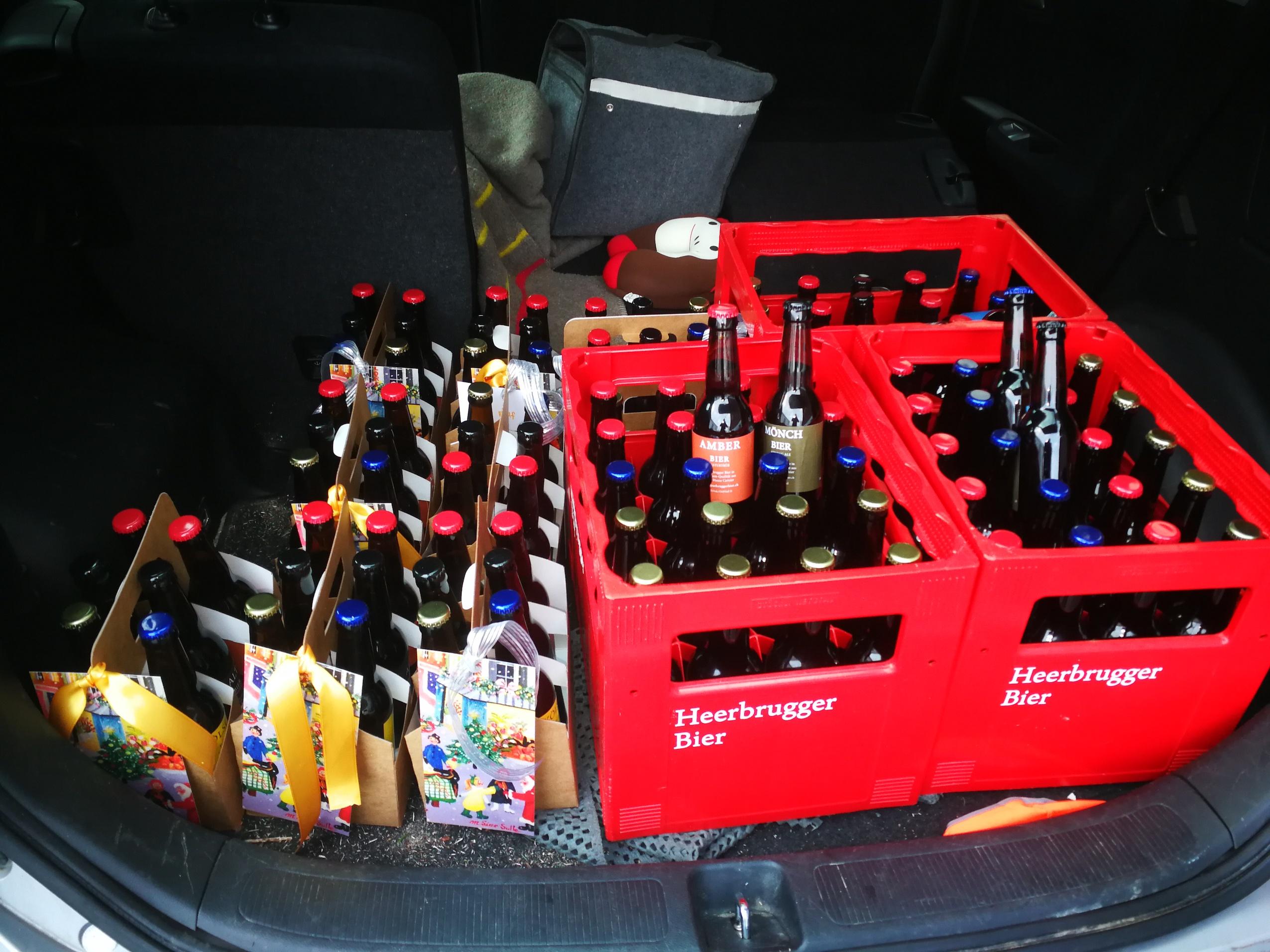 Bierlieferung